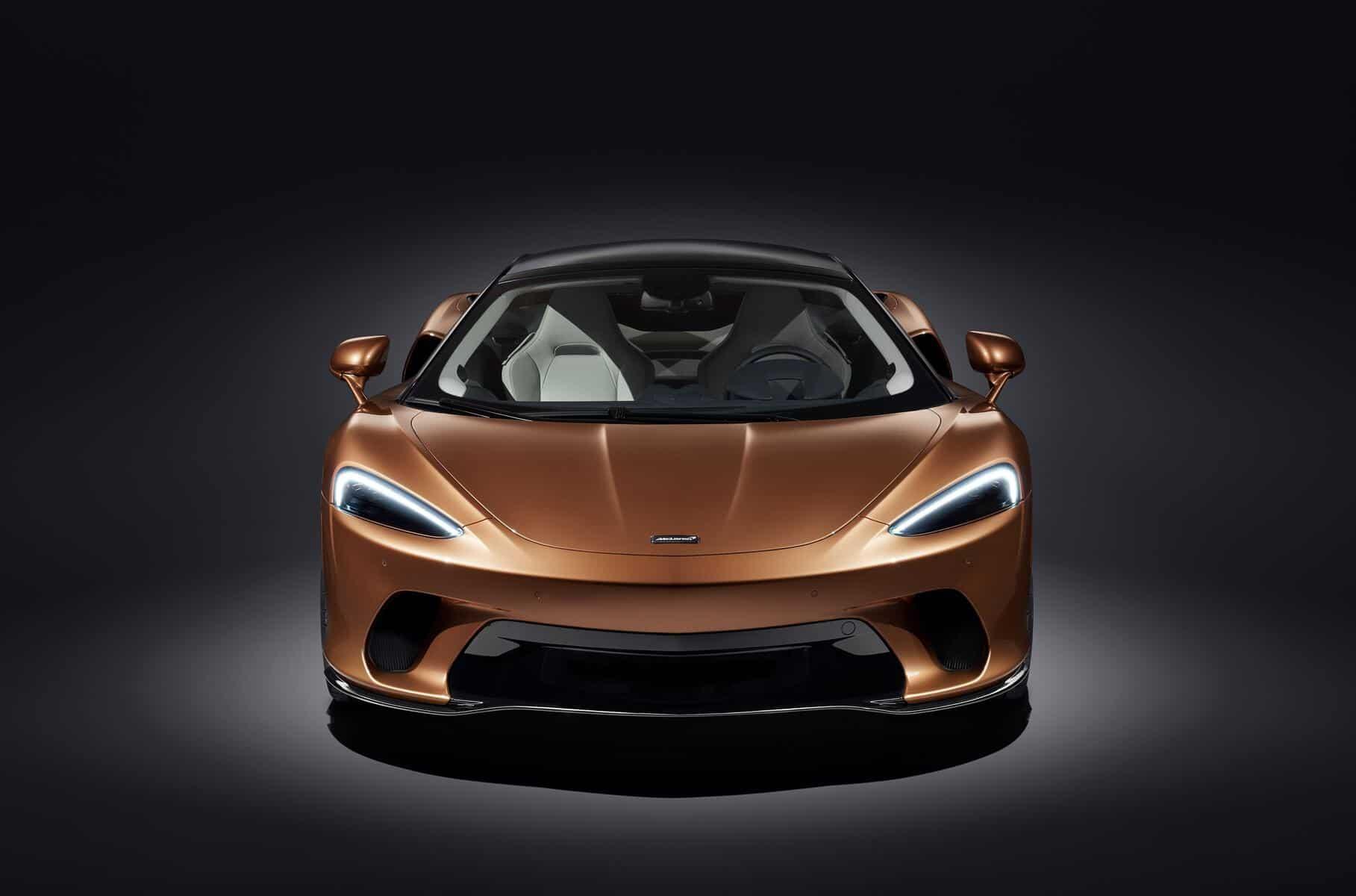 McLaren GT 1