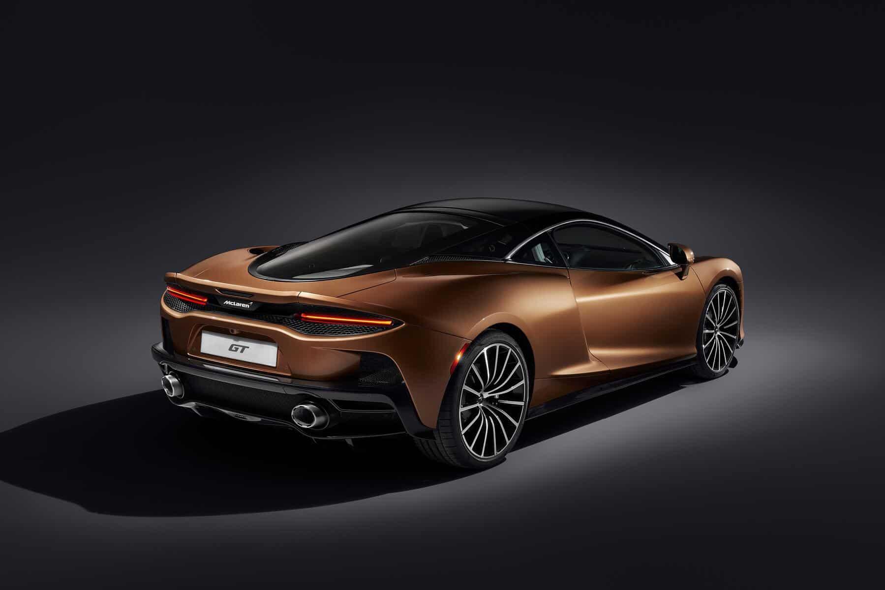 McLaren GT 11