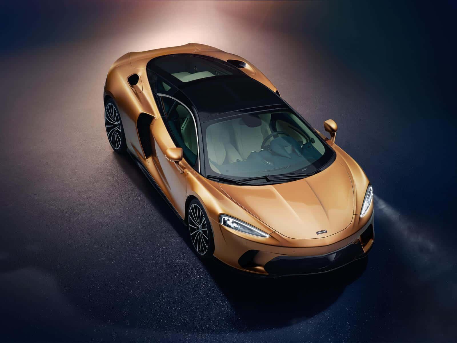 McLaren GT 12