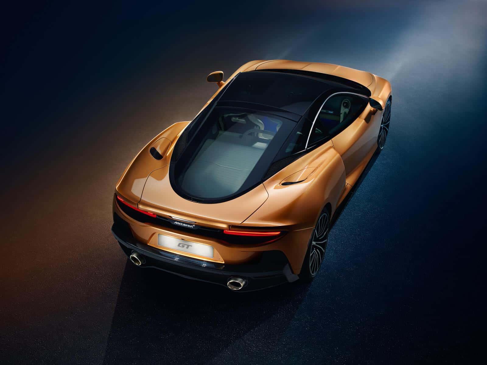 McLaren GT 17