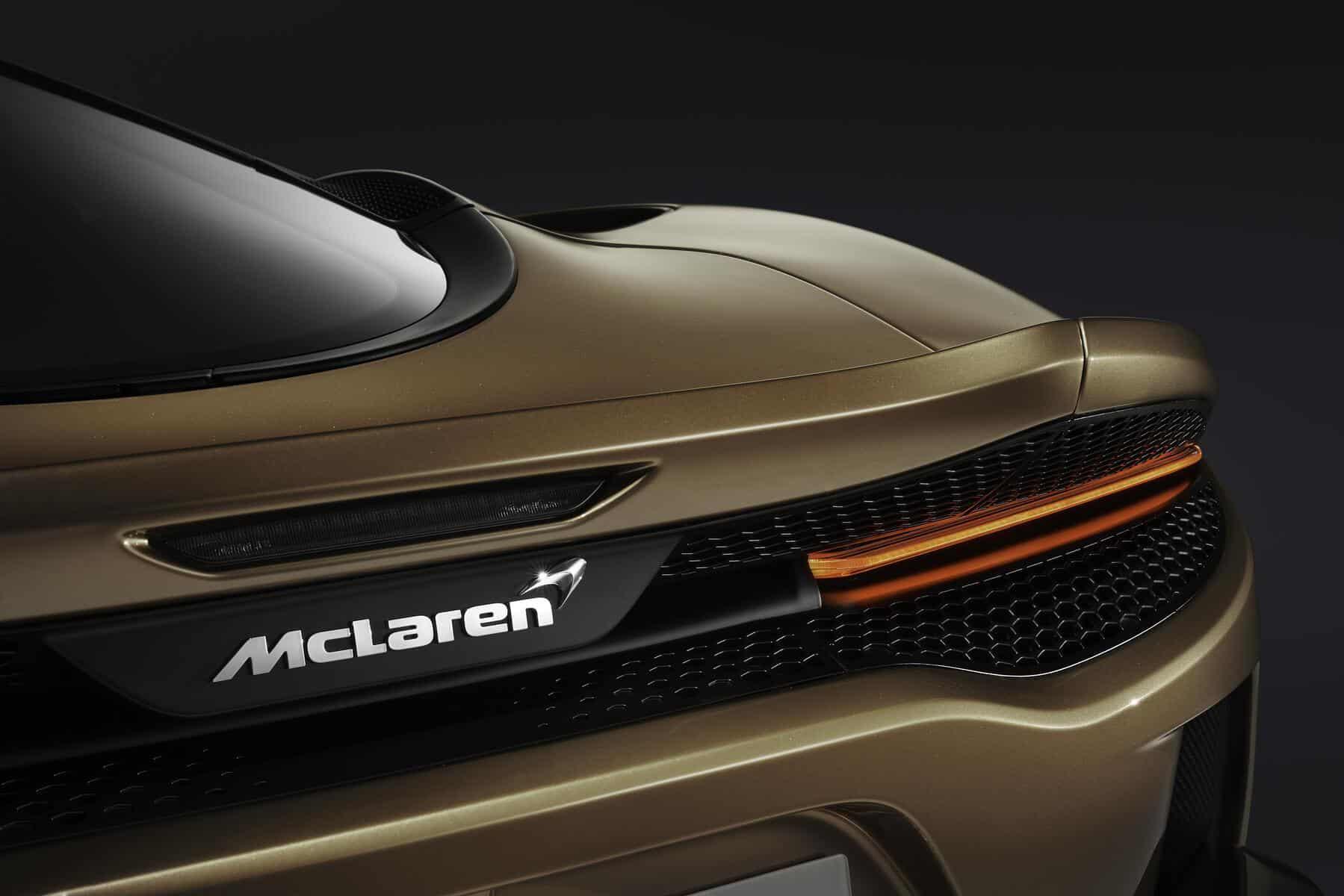McLaren GT 6