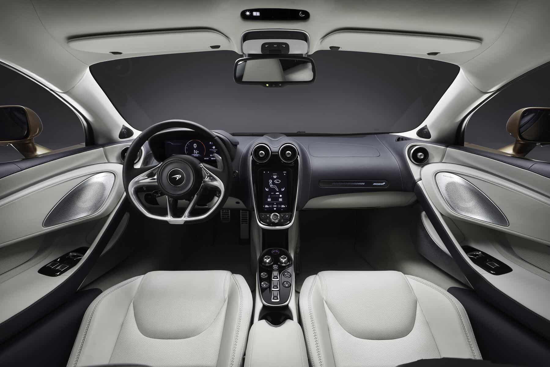 McLaren GT 9