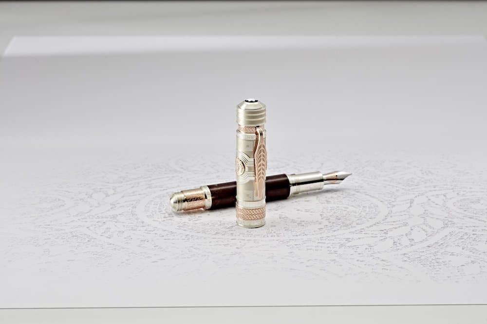 Montblanc Patron of the Arts 10