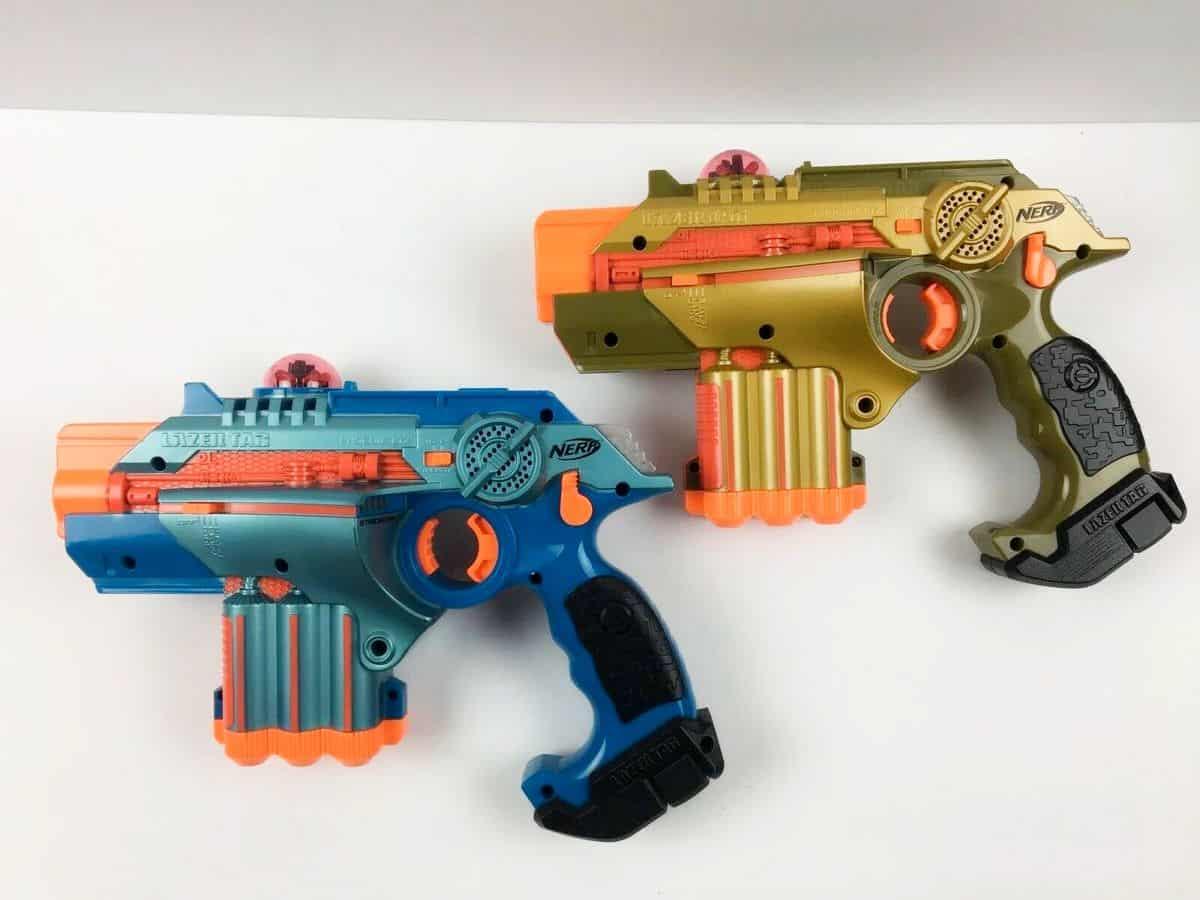 Phoenix LTX laser taggers