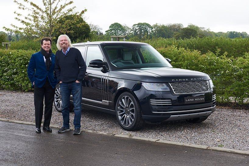 Range Rover Astronaut Edition 4
