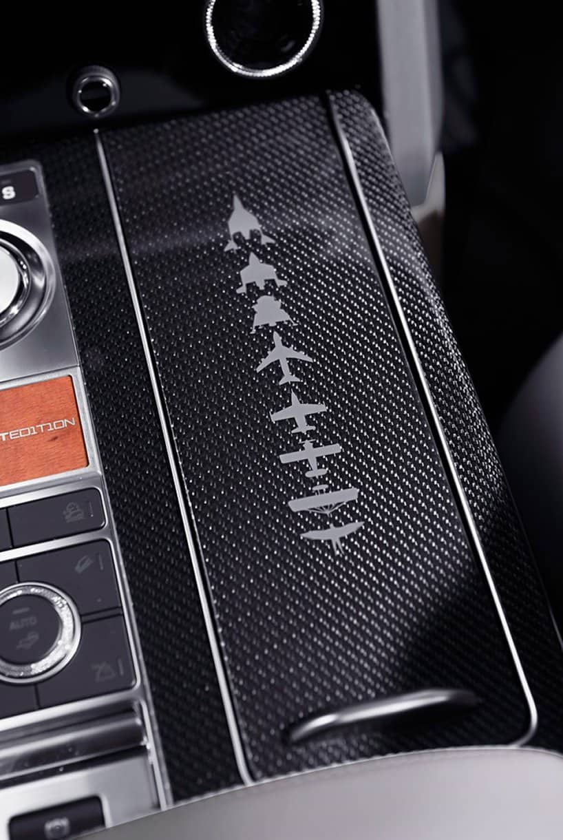 Range Rover Astronaut Edition 7