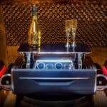 Rolls Royce Champagne Chest 4