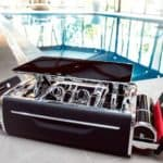 Rolls Royce Champagne Chest 9