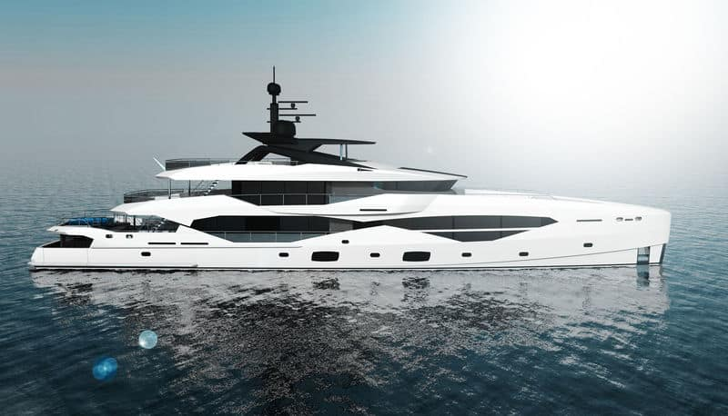 Sunseeker is Ready to Launch its First Metal Motor Yacht, the Sunseeker 161