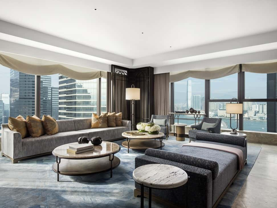 The St. Regis Hong Kong 6