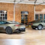aston martin dbs superleggera james bond 2