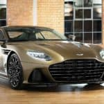 aston martin dbs superleggera james bond 5