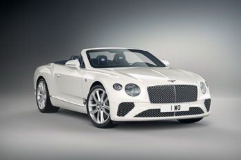 bentley continental gt convertible bavarian mulliner 1