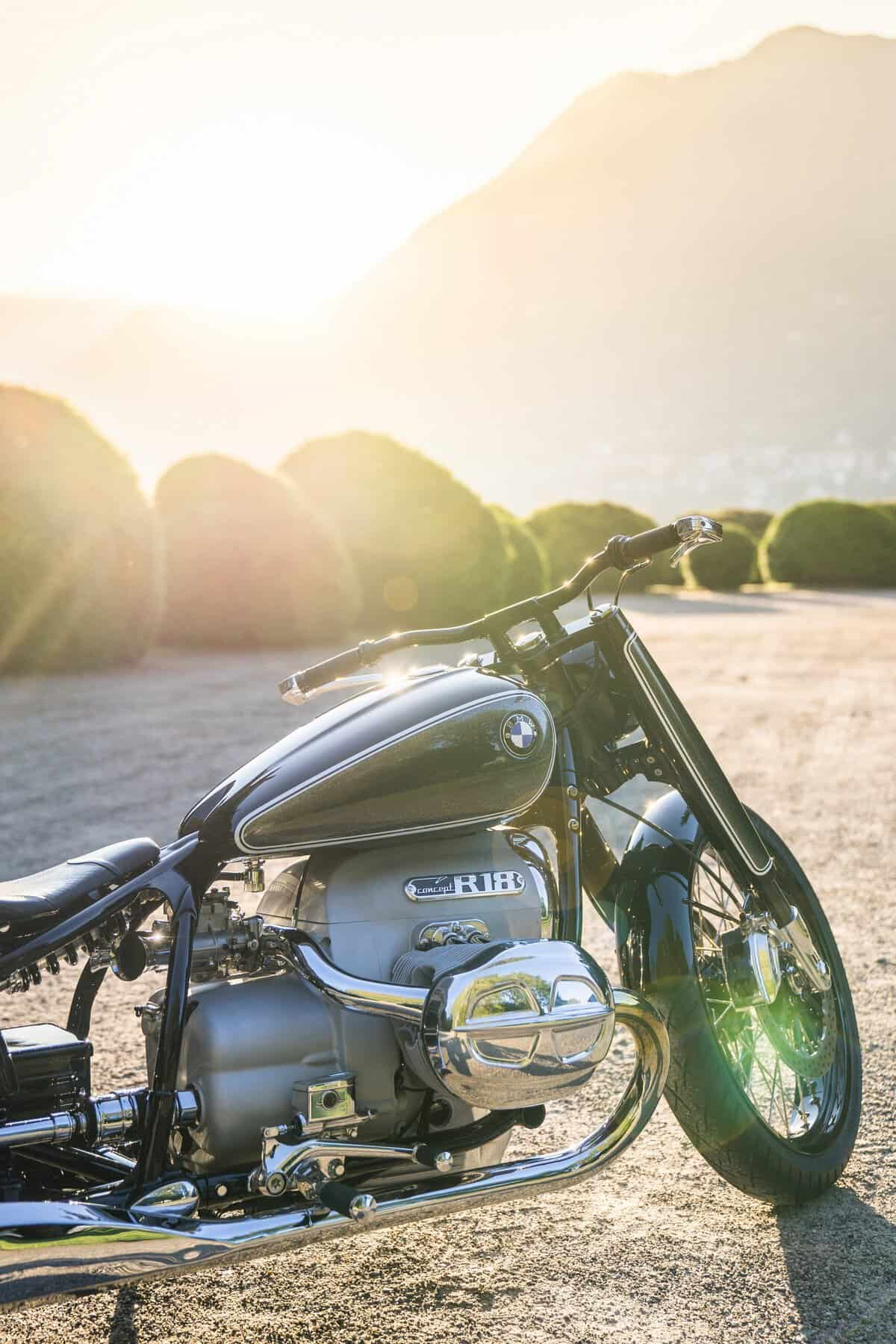 bmw motorrad concept r18 18