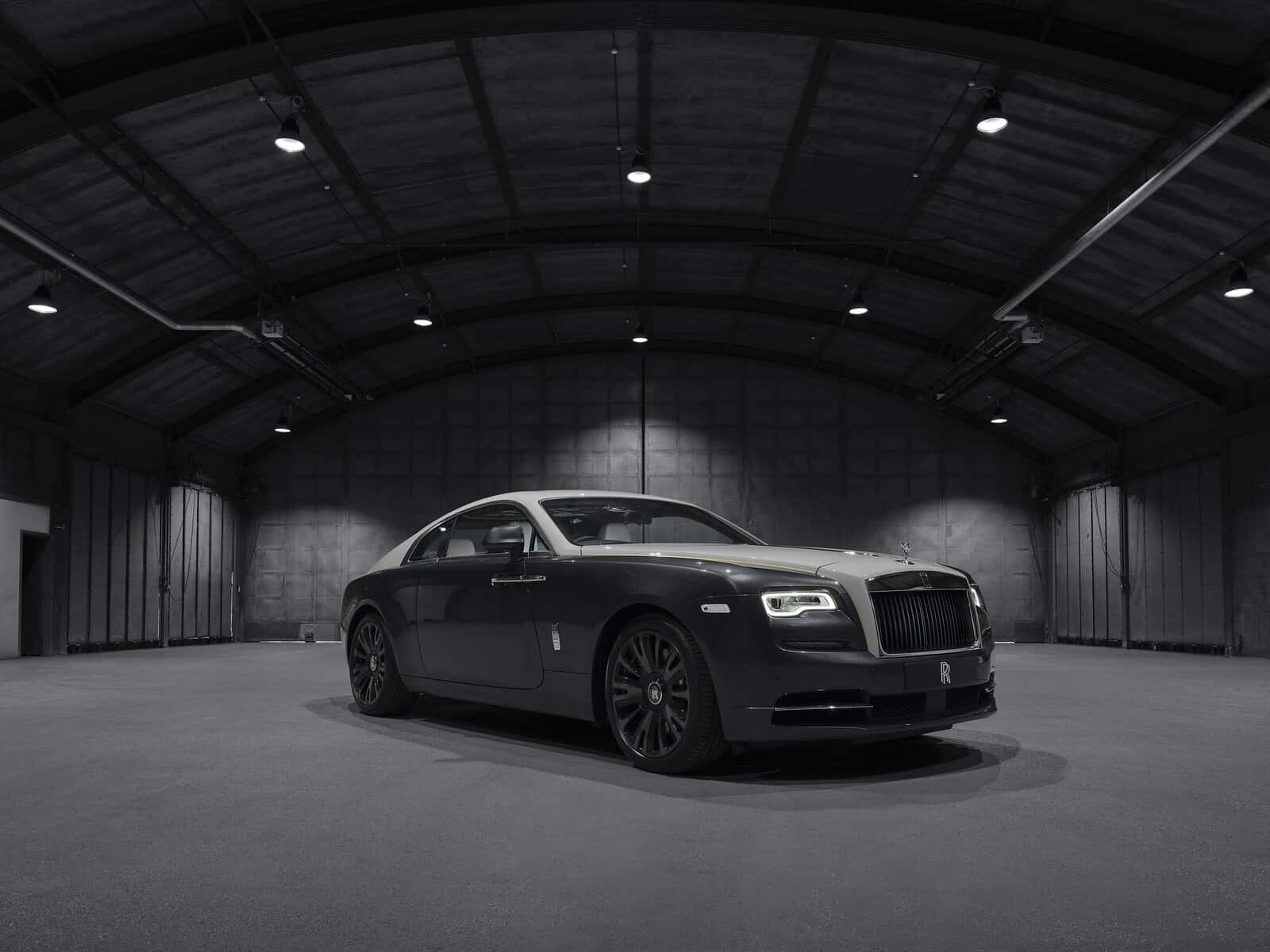 rolls royce wraith eagle viii collection 6