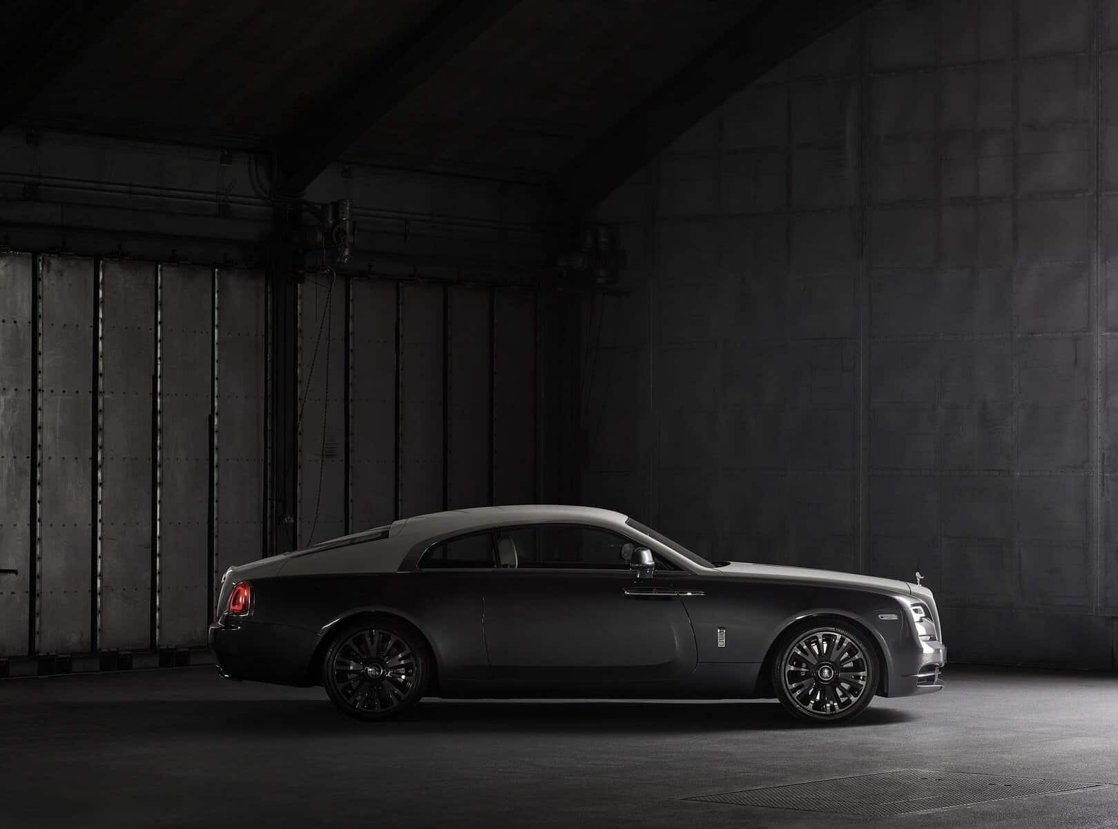rolls royce wraith eagle viii collection 7