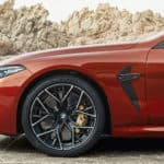 2020 BMW M8 Competition Convertible 10