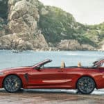 2020 BMW M8 Competition Convertible 6