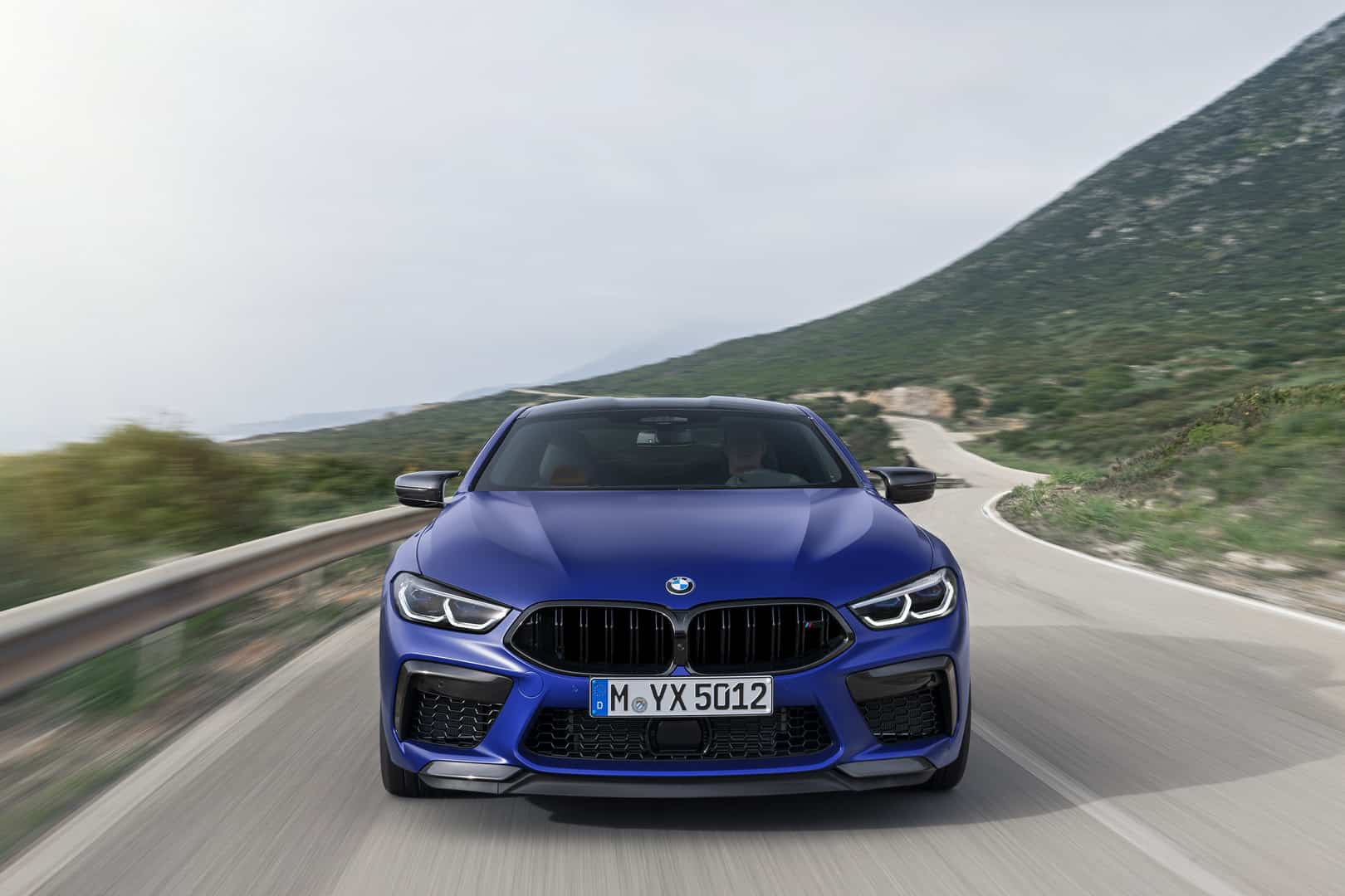 2020 BMW M8 Competition Coupe 7
