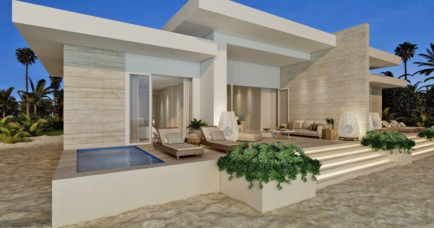 Alaia Belize reveals its Residential Luxury Beach Villas along the Caribbean Sea