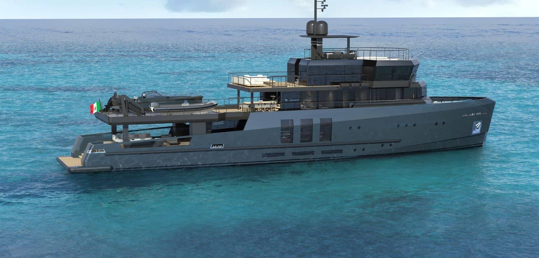 Baglietto 43m Explorer Yacht 2
