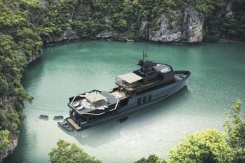 Baglietto 43m Explorer Yacht 7