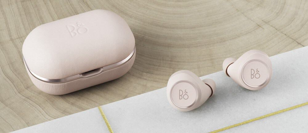 Bang&Olufsen pink beoplay e8 2.0 4