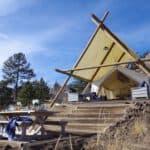 Black Tree Luxury Camping Resort Colorado 1
