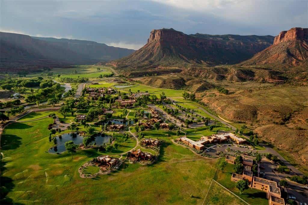 Gateway Canyons Ranches & Resort 2