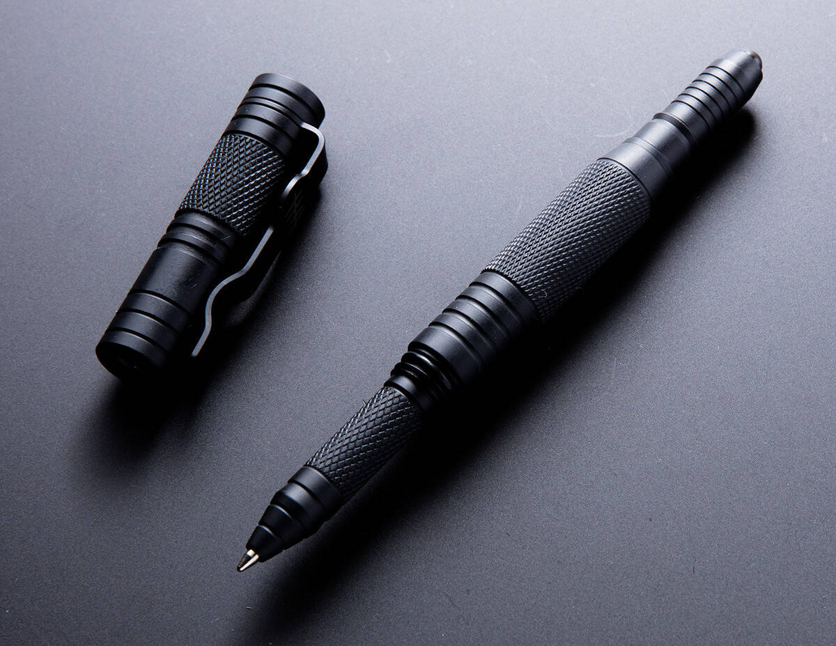 Hardcore Hardware TWI-02 Tactical Pen