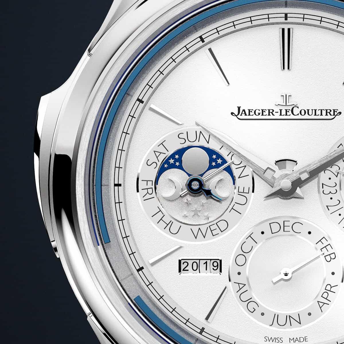 Jaeger LeCoultre Master Grande Tradition Répétition Minutes Perpétuelle 9