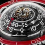MBF HM7 Aquapod Platinum Red Watch 3