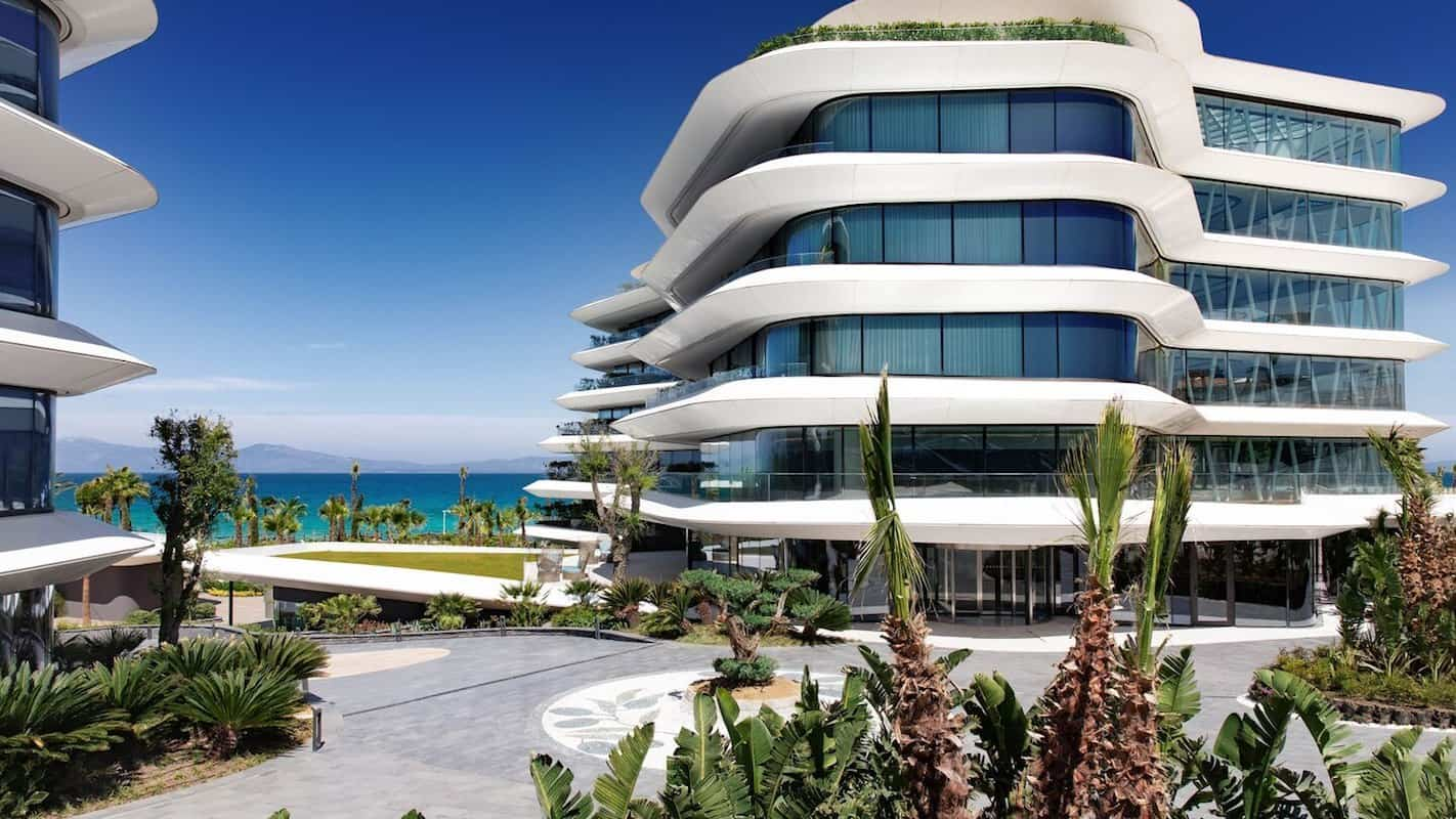 Reges a Luxury Collection ResortSpa Çeşme 3