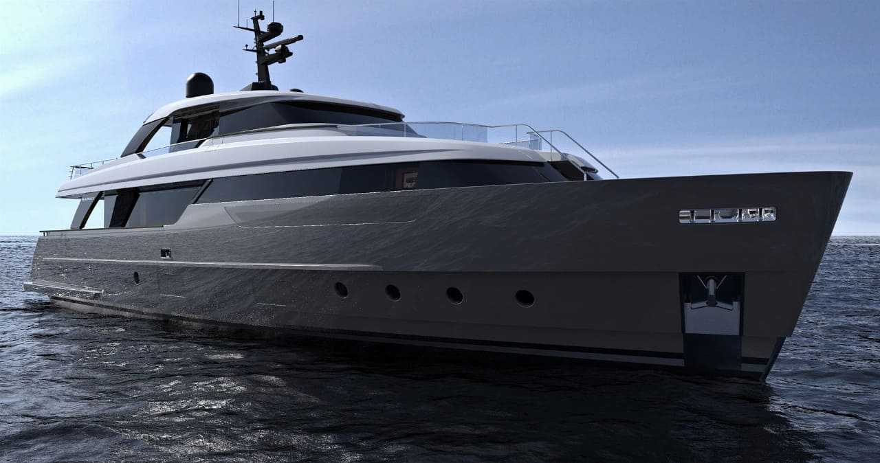 Sanlorenzo's SD Line Just Got a New Member: the SD96 yacht model