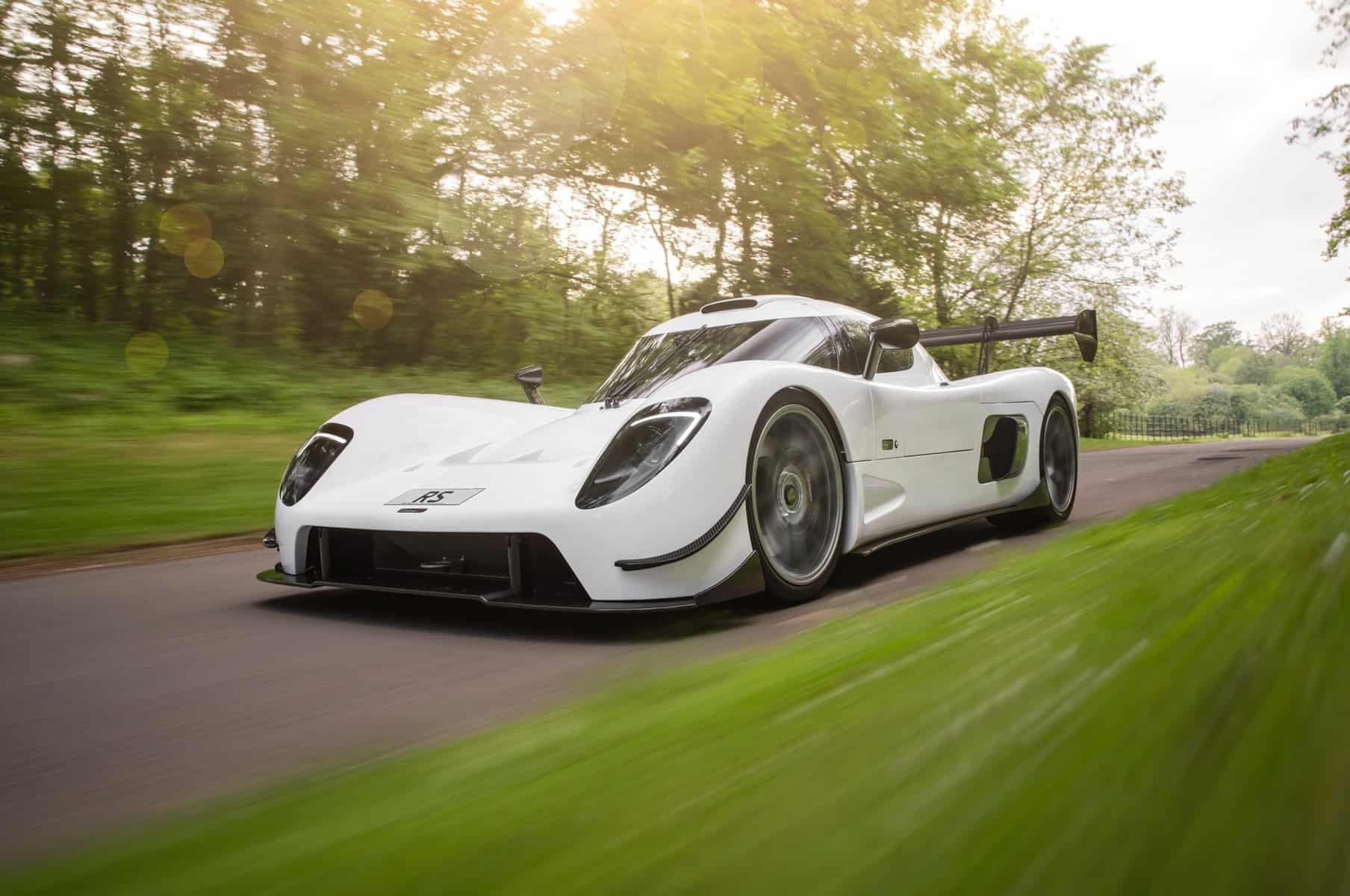 The New Ultima RS will be the Star of the Goodwood Festival of Speed 2019