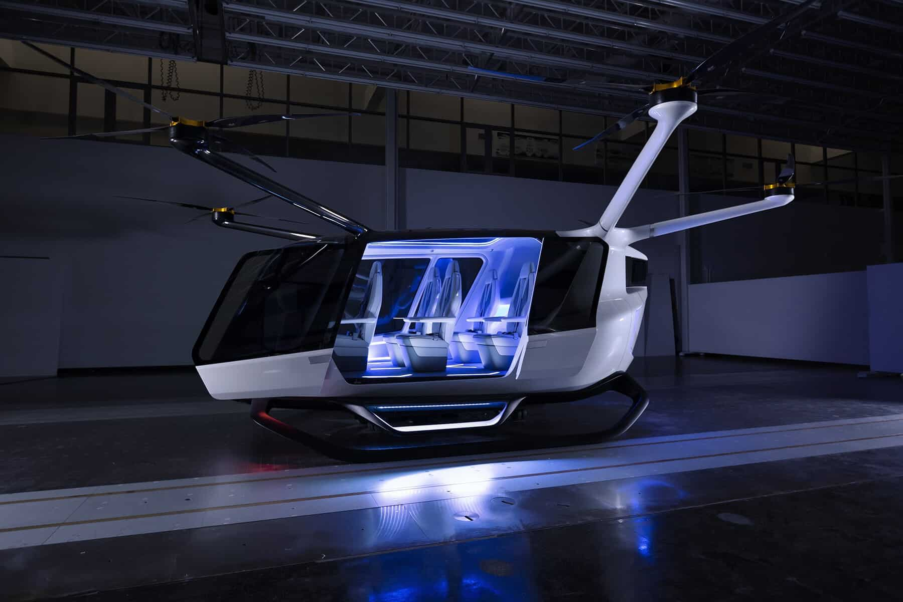 bmw skai flying car 3