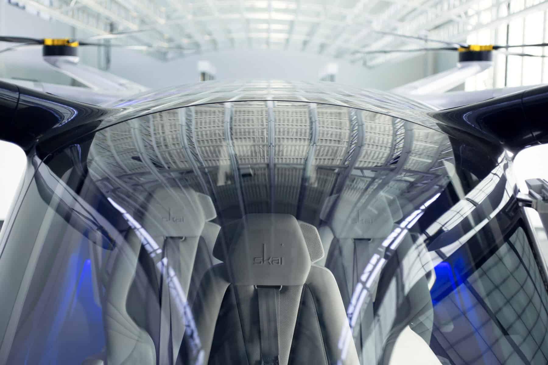 bmw skai flying car 9