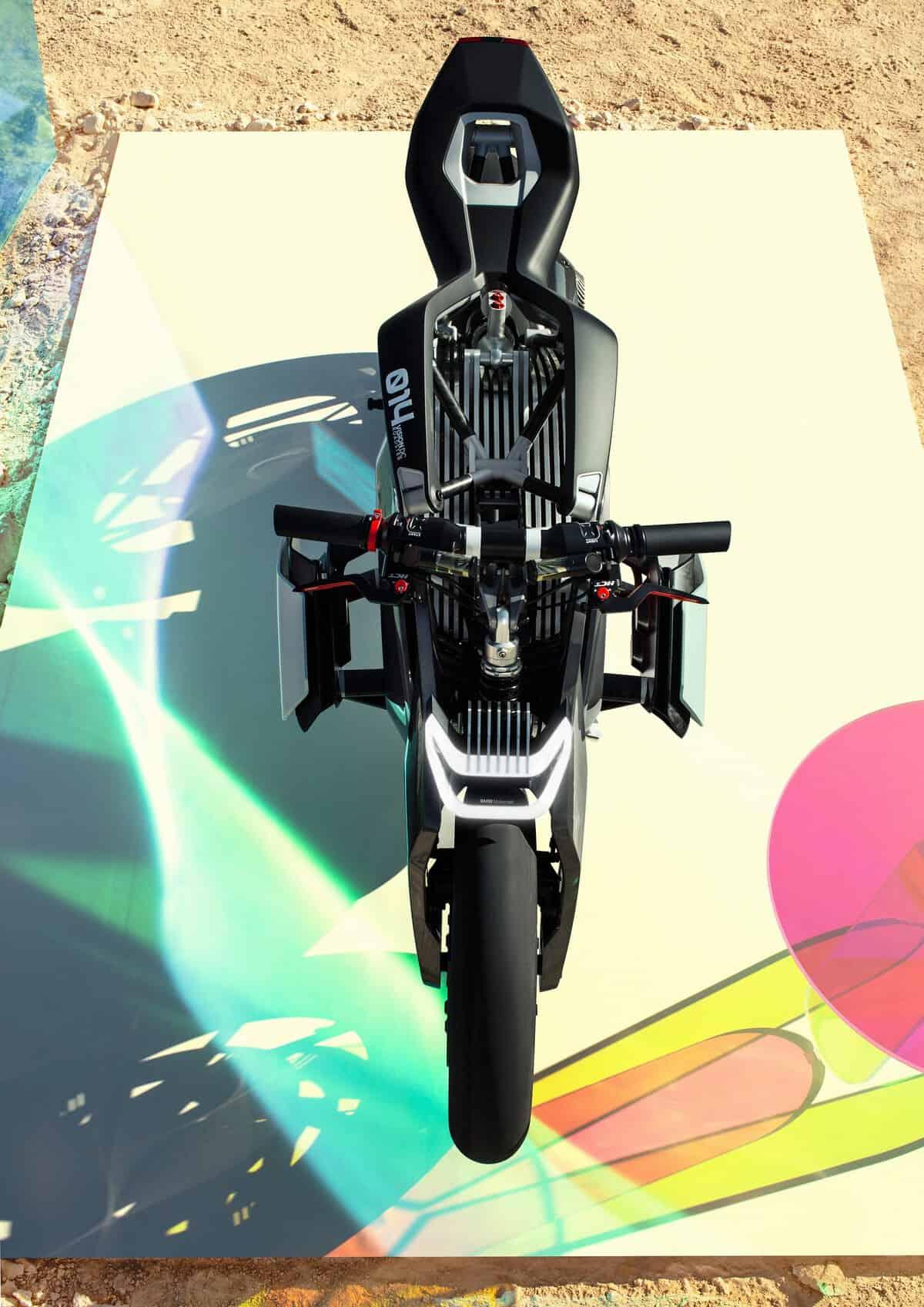 bmw vision dc roadster 8