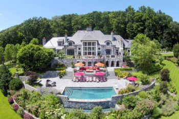 luxury homes in America