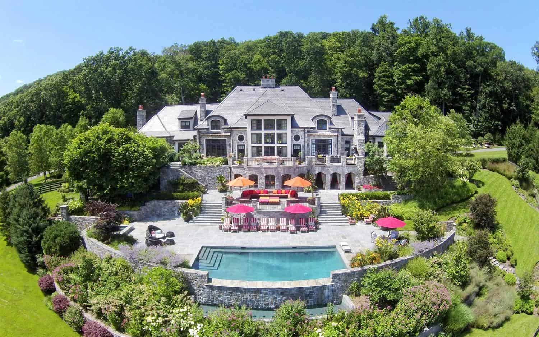 luxury homes in America