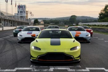 2019 aston martin vantage heritage racing editions 1