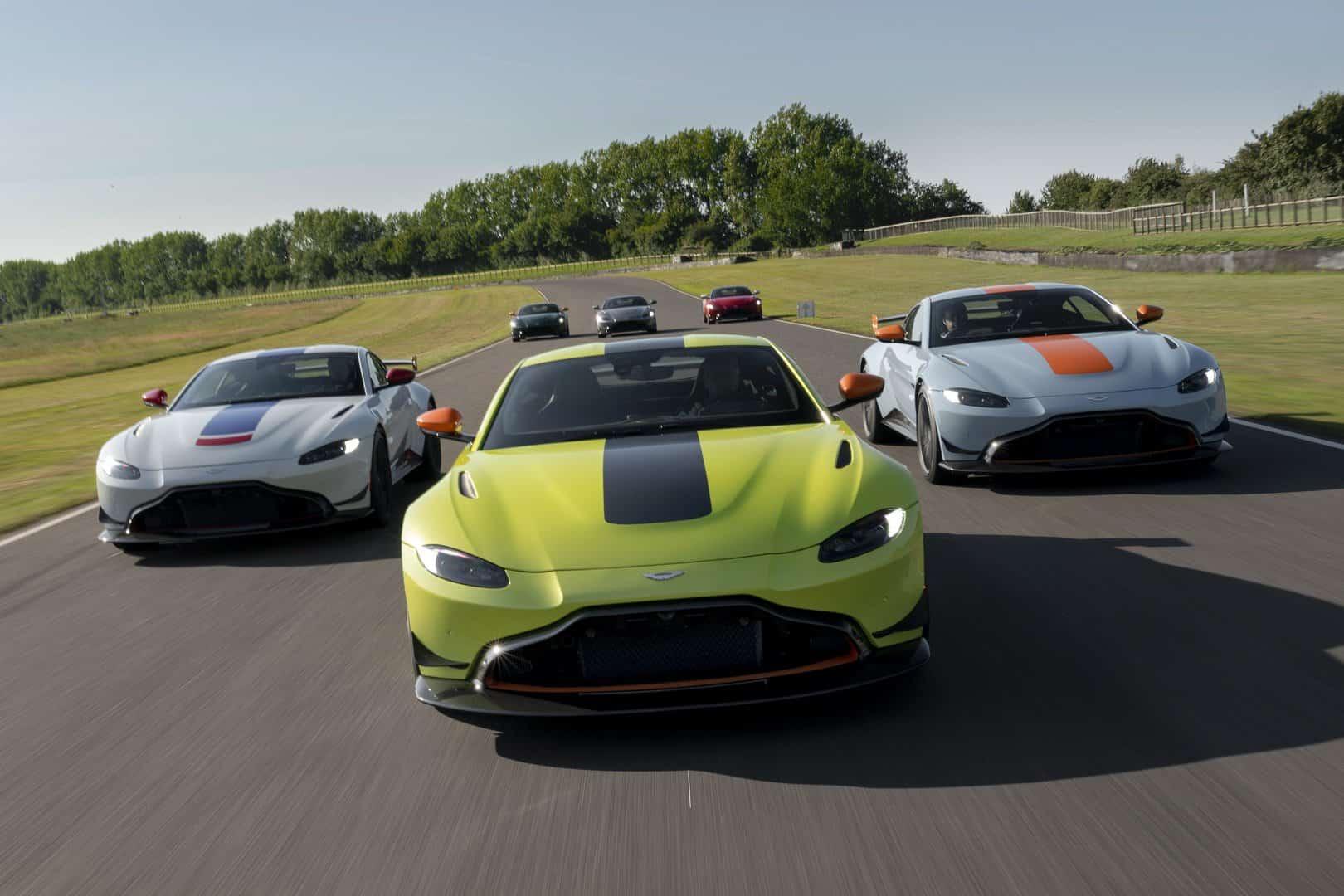 2019 aston martin vantage heritage racing editions 11