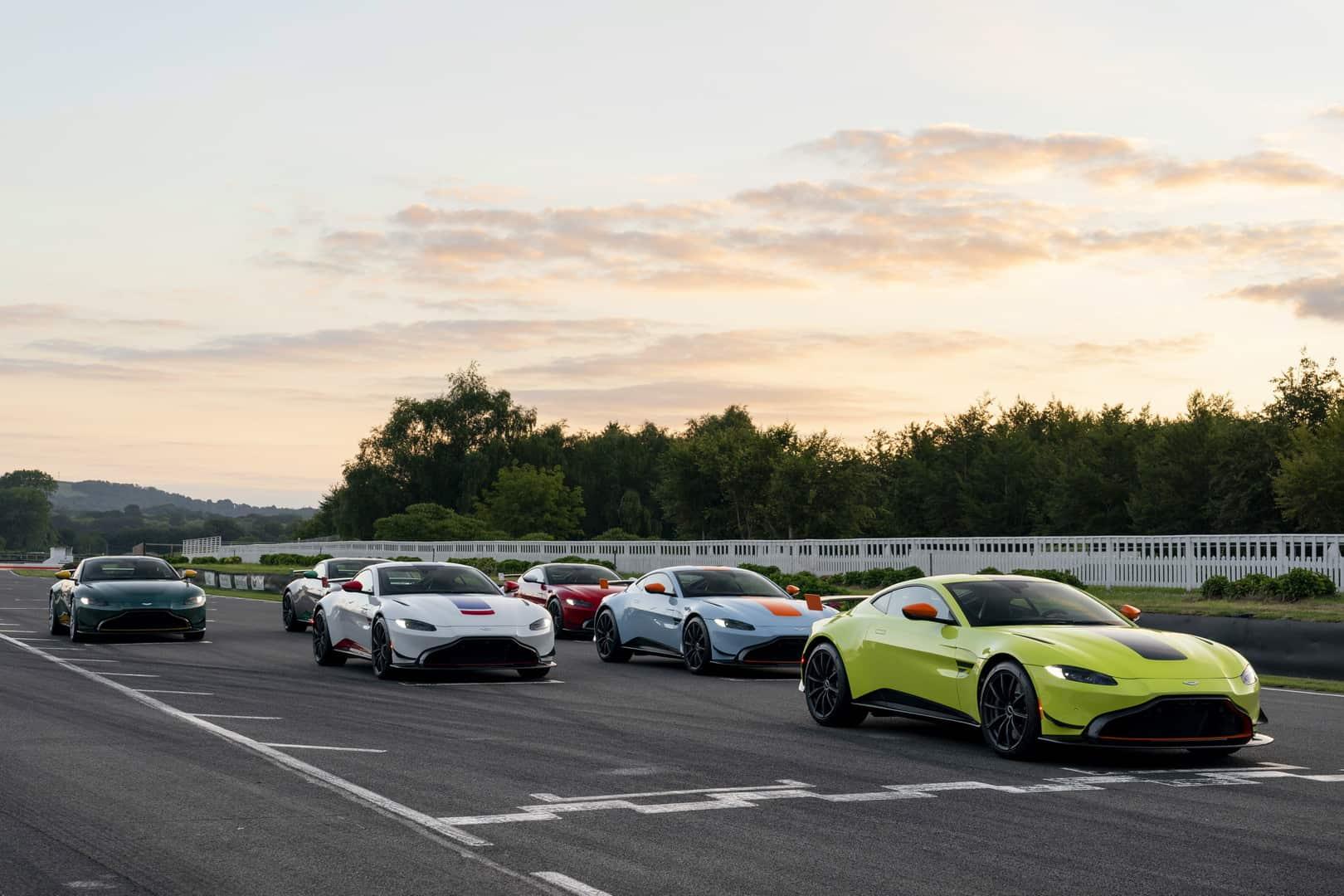 2019 aston martin vantage heritage racing editions 3