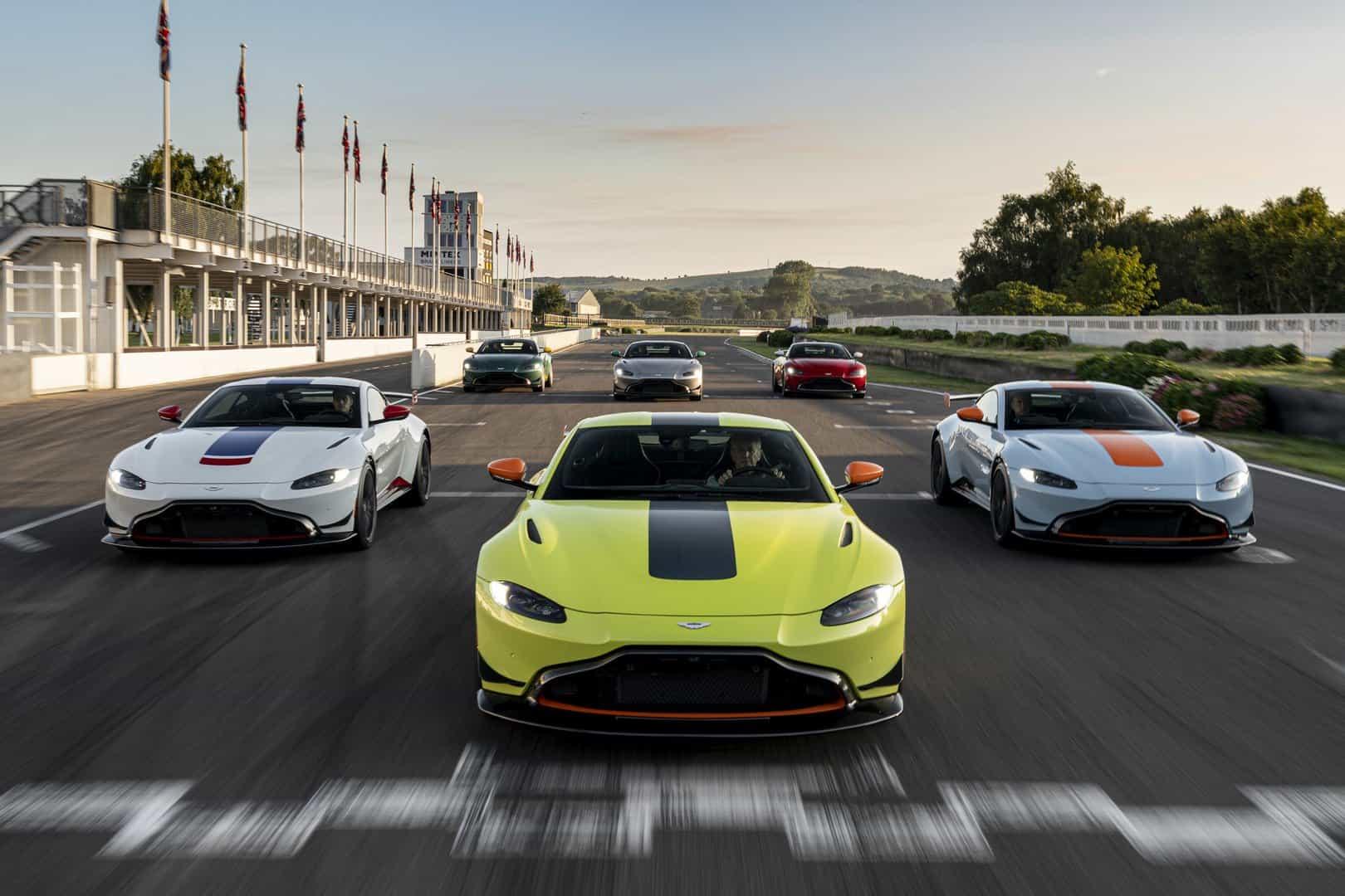 2019 aston martin vantage heritage racing editions 5