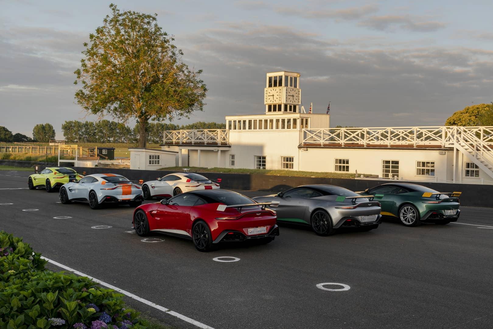 2019 aston martin vantage heritage racing editions 7