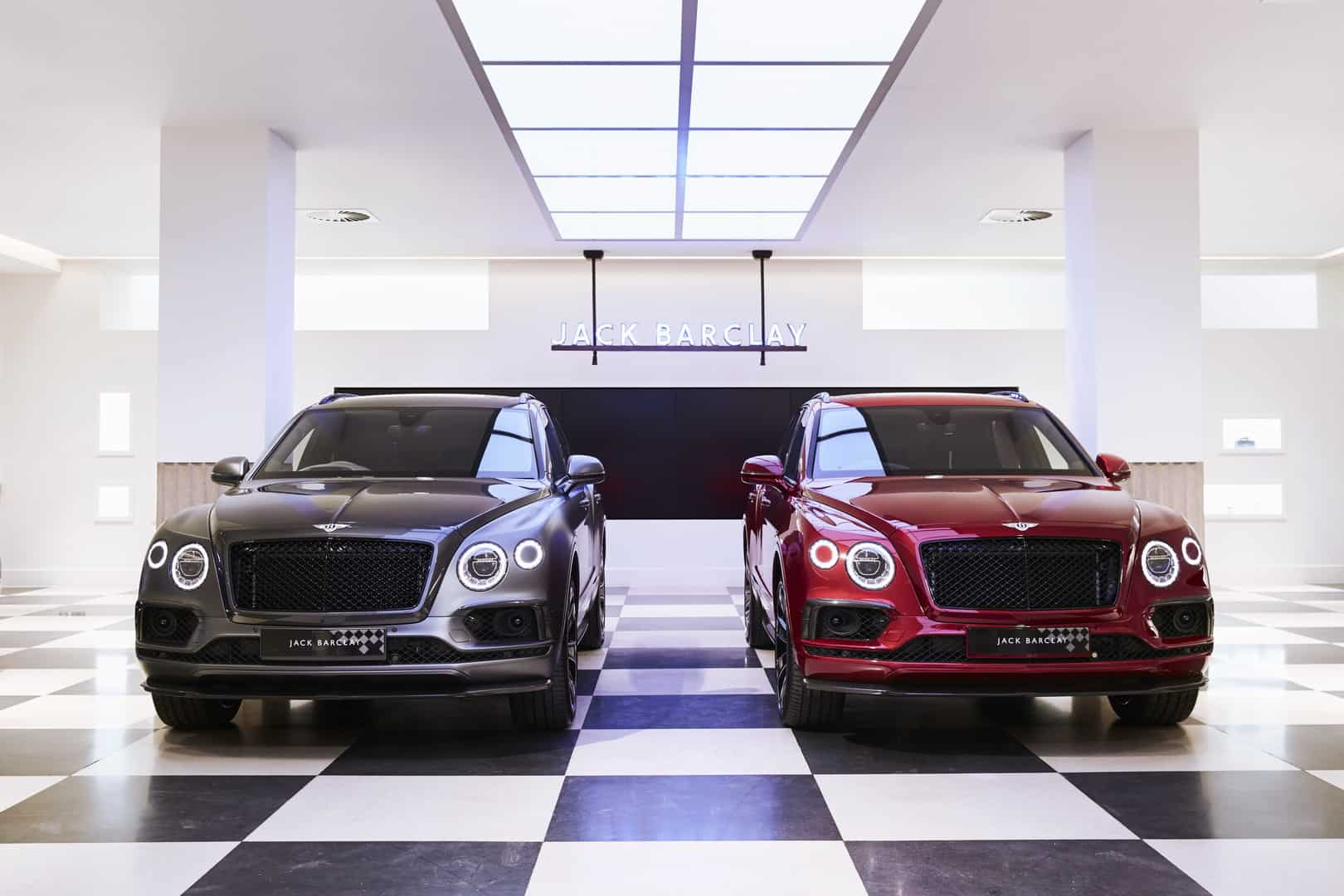 Bentley Bentayga has two new Bespoke Editions: Businessman and Sportsman