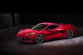 2020 Chevrolet Corvette C8 Stringray 2