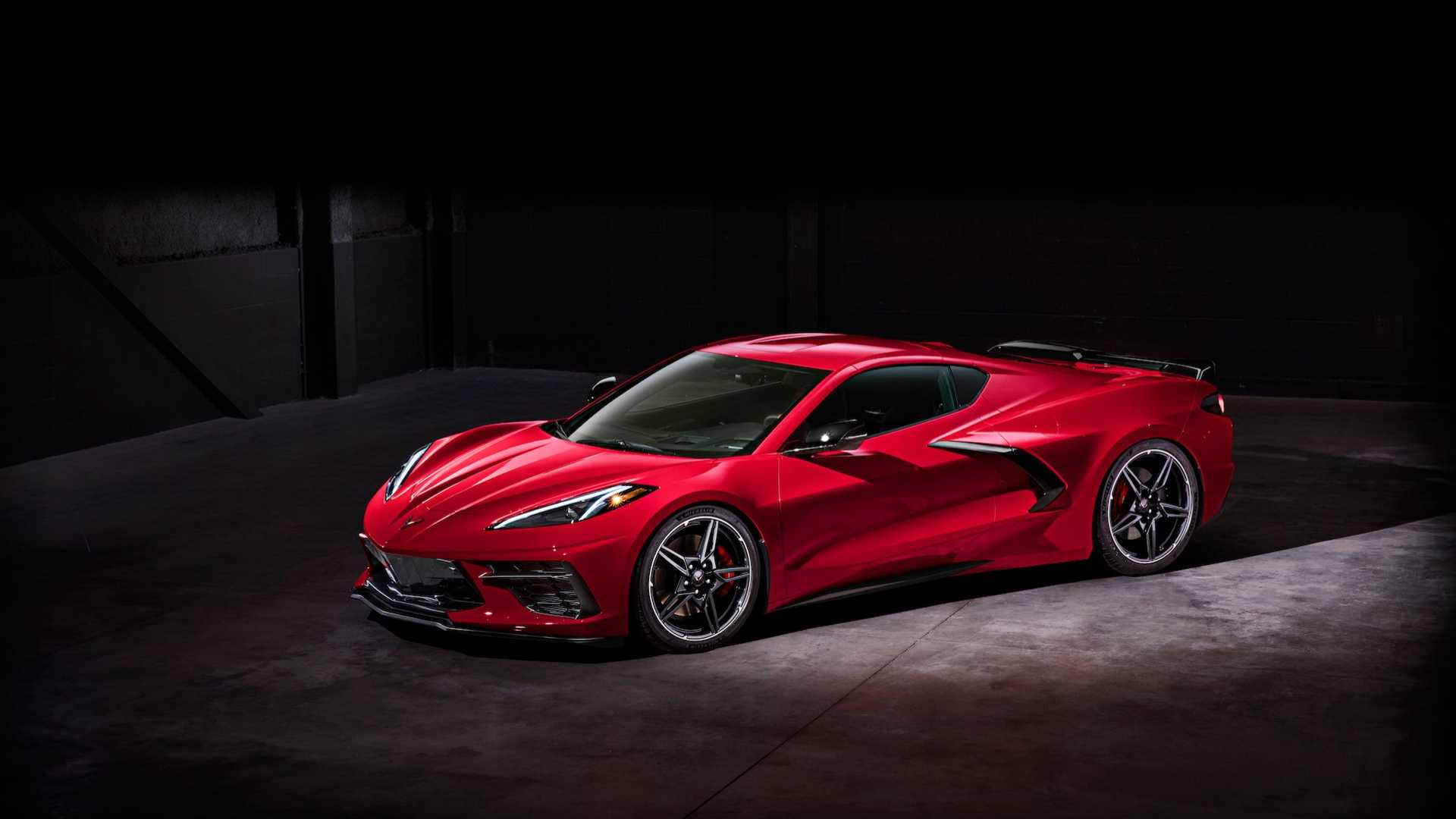 2020 Chevrolet Corvette C8 Stringray 2