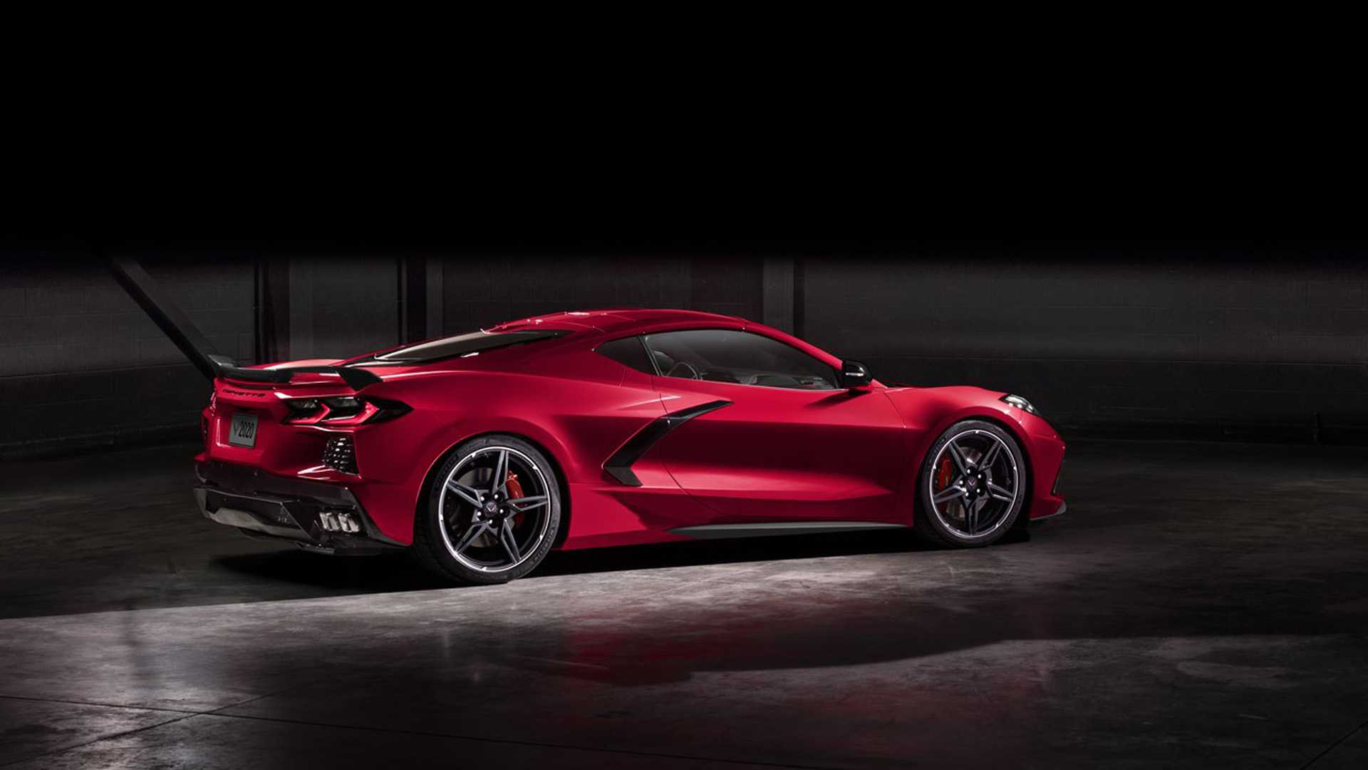 2020 Chevrolet Corvette C8 Stringray 3
