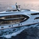 56m hybrid yacht Vripack Nobiskrug 2